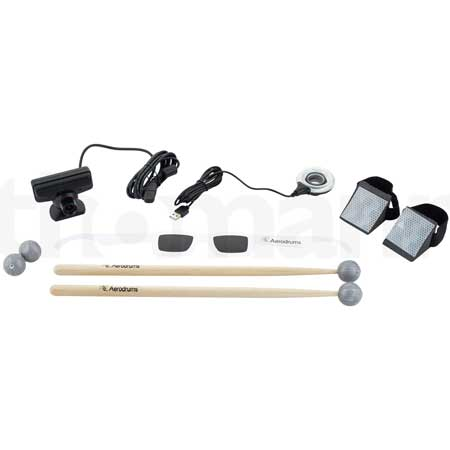 Aerodrums Aerodrums Air Percussion Set with Camera