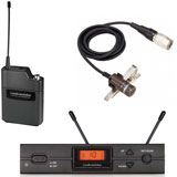Audio-Technica ATW-2110a/P Wireless Set w AT829cW Cardioid Condenser Microphone