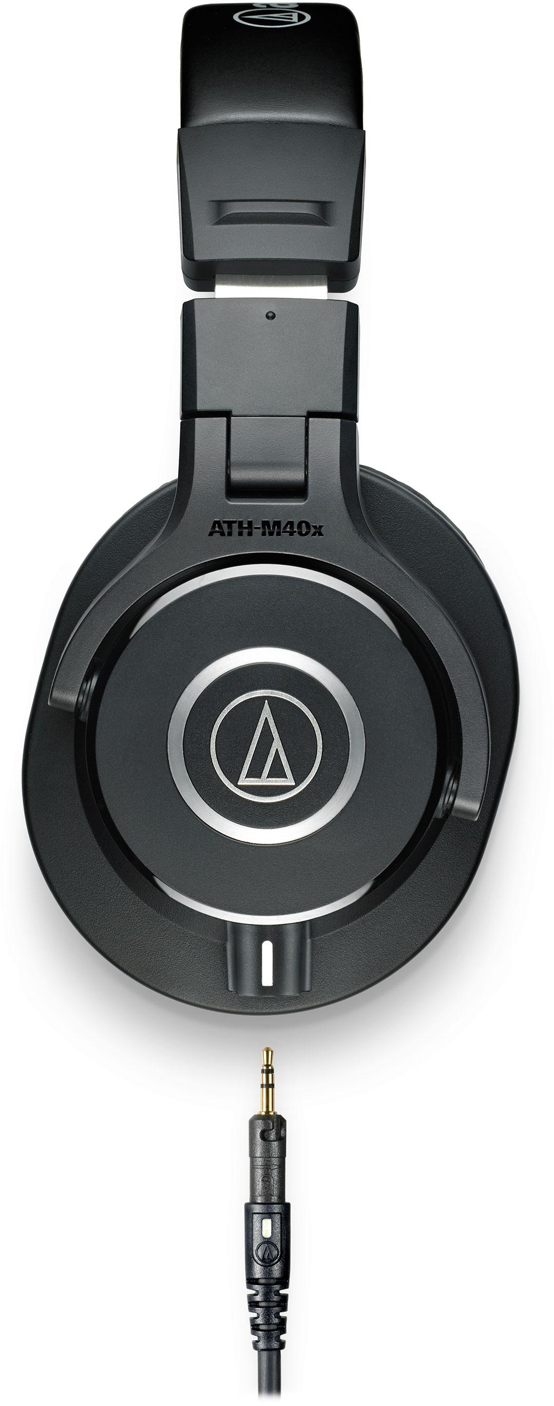 audio technica ath m40x professional studio monitor headphones cena evra ean code. Black Bedroom Furniture Sets. Home Design Ideas