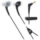 Audio-Technica ATH-SPORT2 SonicSport In-Ear Headphones