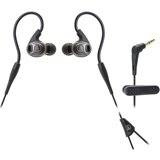 Audio-Technica ATH-SPORT3 SonicSport In-Ear Headphones