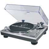 Audio-Technica AT-LP120USBHC Direct-Drive Professional Turntable with HS10 Headshell & AT95E Cartridge