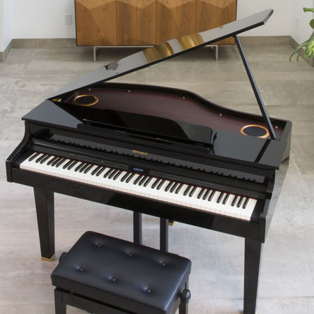 Roland GP-607 PE Digital Piano
