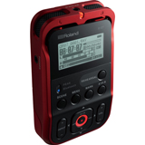 Roland R-07 RD High-Resolution Audo Recorder RED
