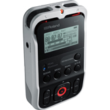 Roland R-07 WH High-Resolution Audo Recorder WHITE