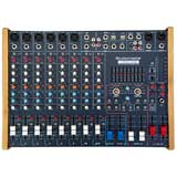 Studiomaster VISION1008 2x500W 8 Channel Powered Mixer