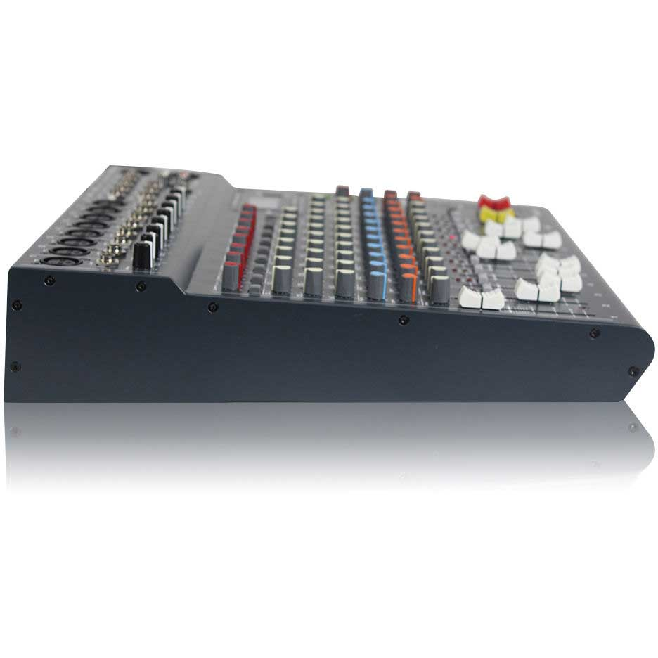 Studiomaster Clubxs12 12 Channel 8 X Mic 2 Stereo Line Input Mixer For Microphone With Channels Usb