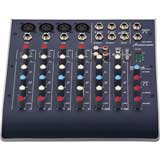 Studiomaster C2S-4 8 Channel USB Compact Mixer
